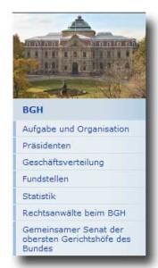 BGH - eigenmächtige Besichtigung und fristlose Kündigung